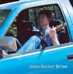Jame Becker - Drive album cover