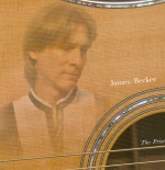 Jame Becker - The Prize album cover
